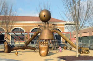 Tom-Otterness-RidgeHill_Big_Girl_Playground