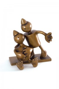 Tom_Otterness_Abstract_Couple_2011