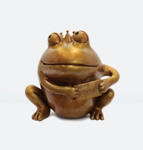 Tom_Otterness__The_Prince__2011