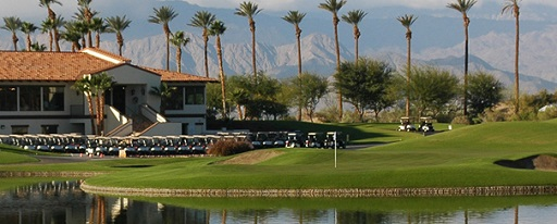 Golf Club at Terra Lago in Indio, California.