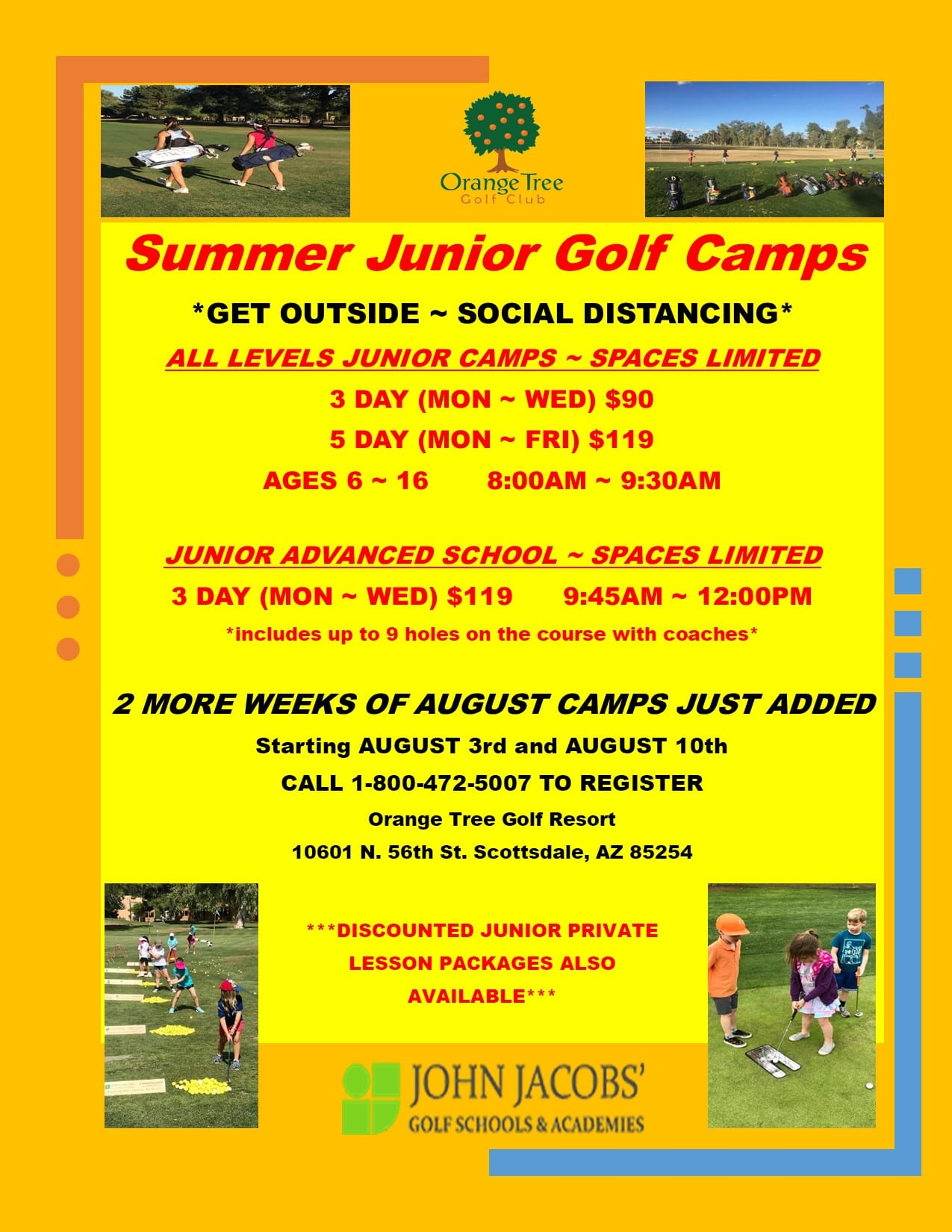 2020 Jr Summer Camps Extended