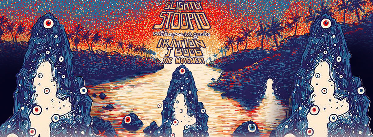 Slightly Stoopid Sounds of Summer Tour