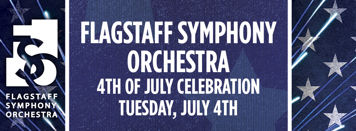 A Flag Fourth with the Flagstaff Symphony